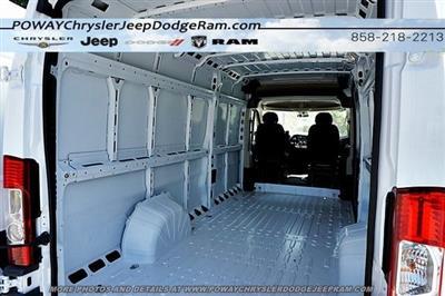 2018 ProMaster 3500 High Roof FWD,  Empty Cargo Van #C16277 - photo 2