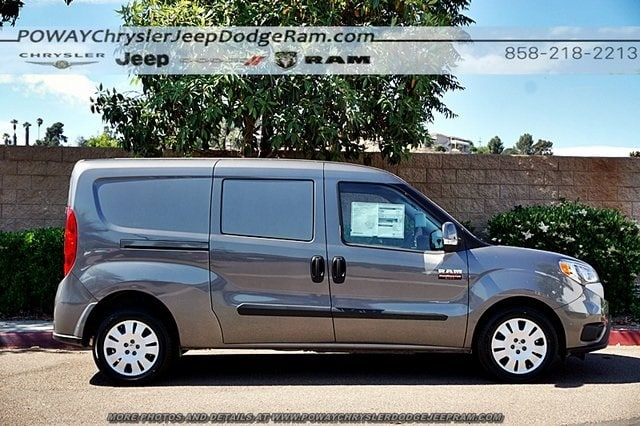 2018 ProMaster City FWD,  Empty Cargo Van #C16291 - photo 5