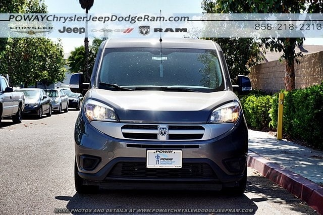 2018 ProMaster City FWD,  Empty Cargo Van #C16291 - photo 8