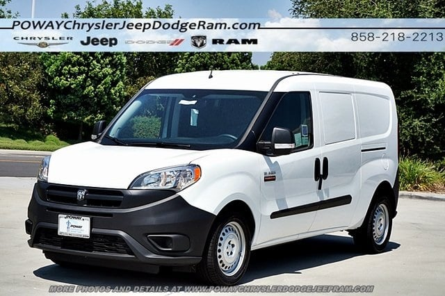 2018 ProMaster City FWD,  Empty Cargo Van #C16297 - photo 8
