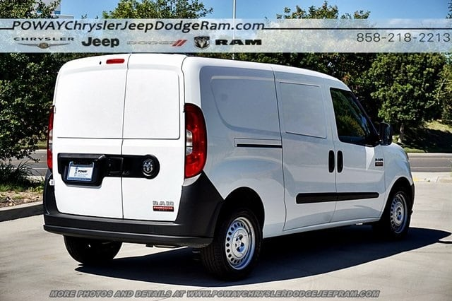 2018 ProMaster City FWD,  Empty Cargo Van #C16298 - photo 11