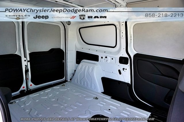 2018 ProMaster City FWD,  Empty Cargo Van #C16298 - photo 17