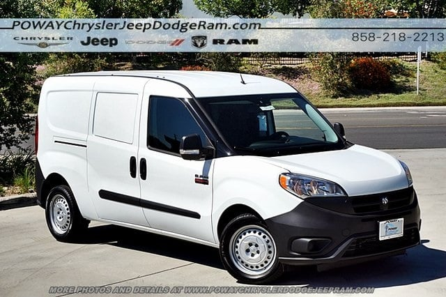 2018 ProMaster City FWD,  Empty Cargo Van #C16298 - photo 3