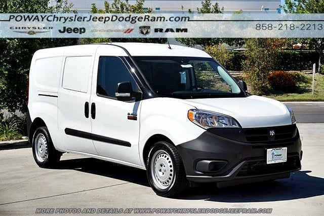 2018 ProMaster City FWD,  Empty Cargo Van #C16298 - photo 7