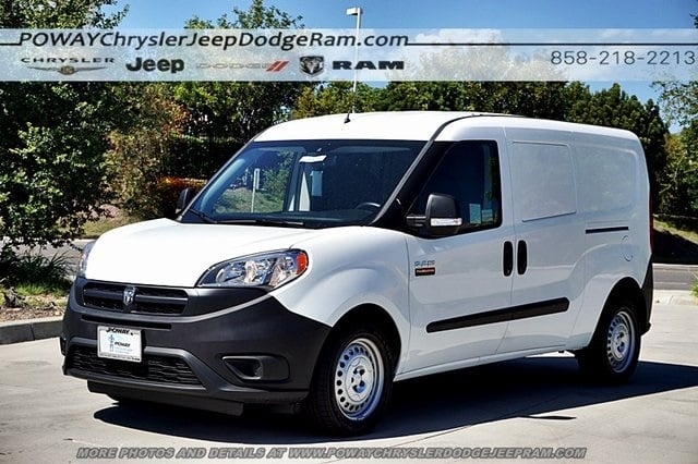 2018 ProMaster City FWD,  Empty Cargo Van #C16298 - photo 9