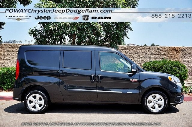 2018 ProMaster City FWD,  Empty Cargo Van #C16307 - photo 5