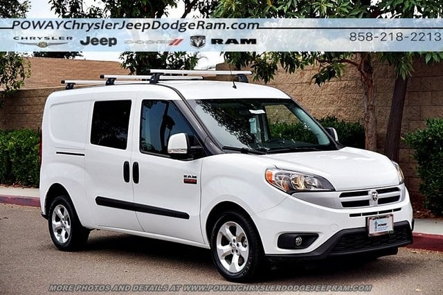 2018 ProMaster City FWD,  Empty Cargo Van #C16320 - photo 7