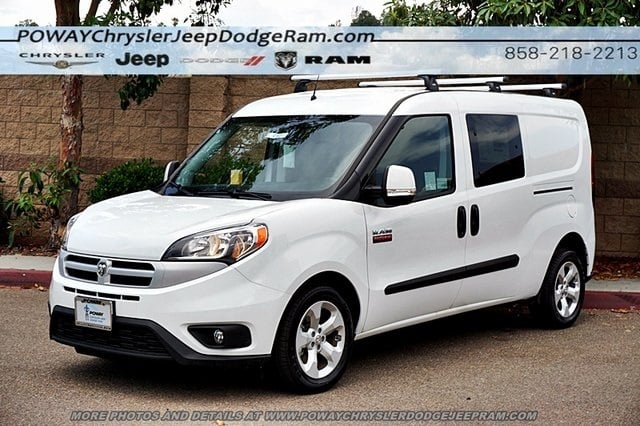 2018 ProMaster City FWD,  Empty Cargo Van #C16320 - photo 9