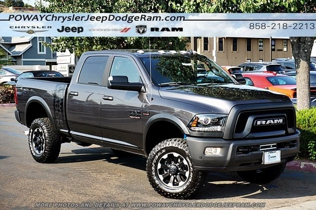 2018 Ram 2500 Crew Cab 4x4,  Pickup #C16388 - photo 3
