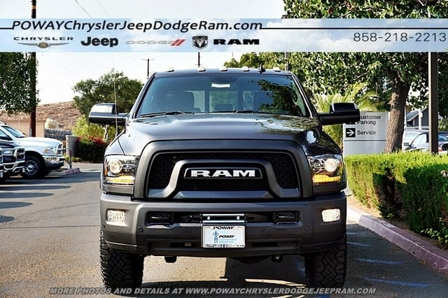 2018 Ram 2500 Crew Cab 4x4,  Pickup #C16388 - photo 5
