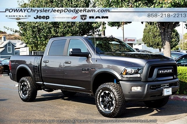 2018 Ram 2500 Crew Cab 4x4,  Pickup #C16388 - photo 6
