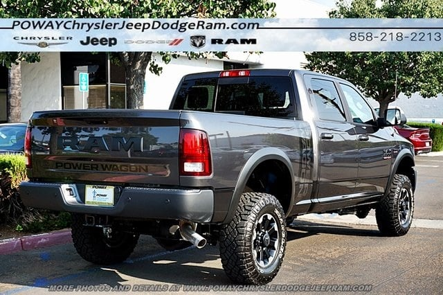 2018 Ram 2500 Crew Cab 4x4,  Pickup #C16388 - photo 2