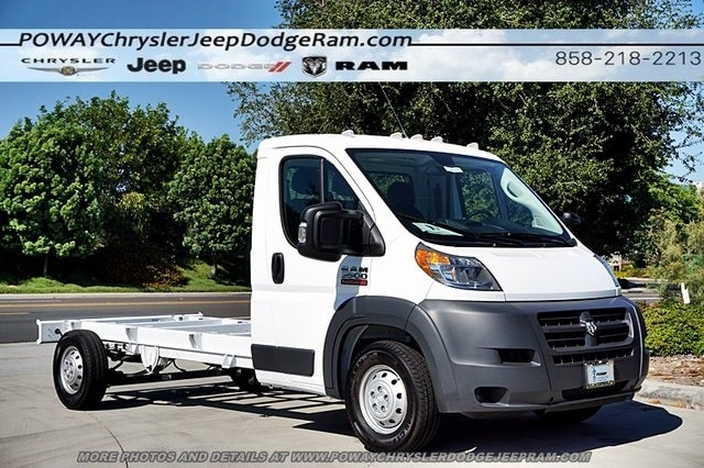 2018 ProMaster 3500 Standard Roof FWD, Cab Chassis #C16392 - photo 32