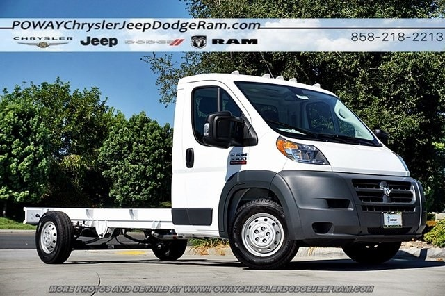 2018 ProMaster 3500 Standard Roof FWD, Cab Chassis #C16392 - photo 1