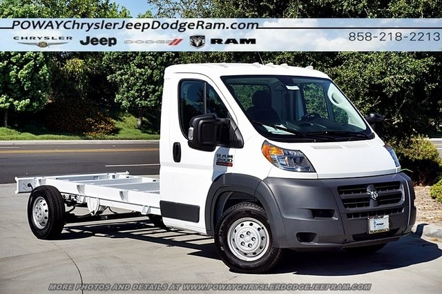 2018 ProMaster 3500 Standard Roof FWD, Cab Chassis #C16392 - photo 3