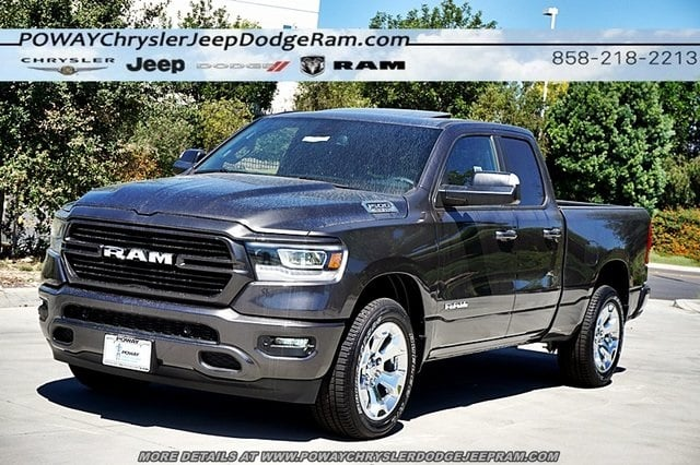 2019 Ram 1500 Quad Cab 4x2,  Pickup #C16406 - photo 10