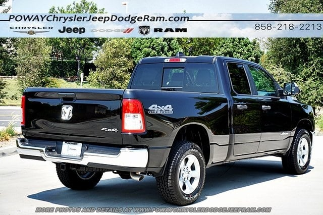 2019 Ram 1500 Quad Cab 4x4,  Pickup #C16408 - photo 2