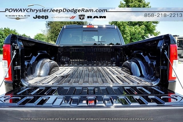 2019 Ram 1500 Quad Cab 4x4,  Pickup #C16408 - photo 17