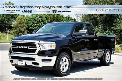 2019 Ram 1500 Quad Cab 4x4,  Pickup #C16408 - photo 9
