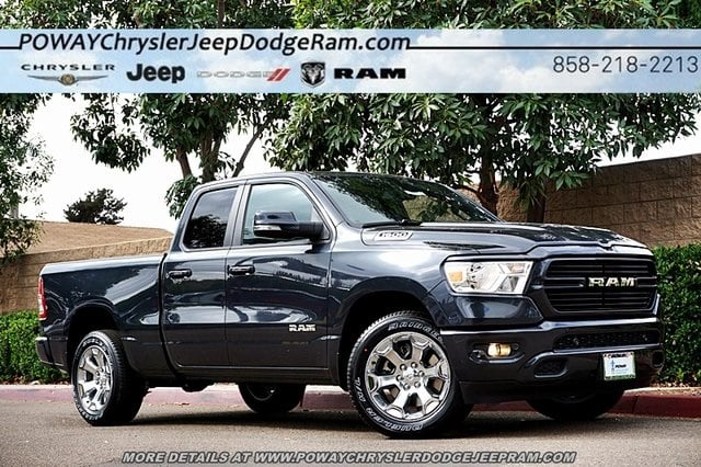 2019 Ram 1500 Quad Cab 4x2,  Pickup #C16414 - photo 1