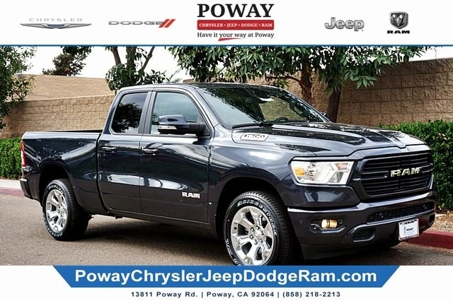 2019 Ram 1500 Quad Cab 4x2,  Pickup #C16414 - photo 9