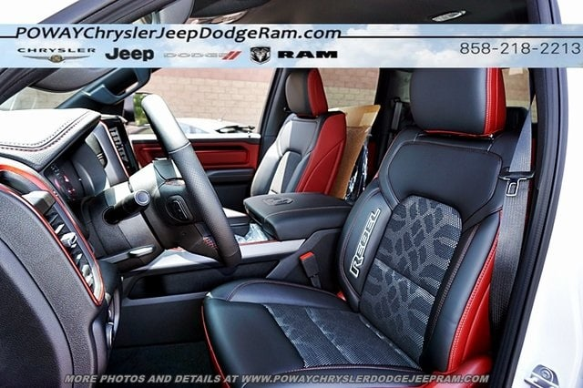 2019 Ram 1500 Quad Cab 4x4,  Pickup #C16436 - photo 12