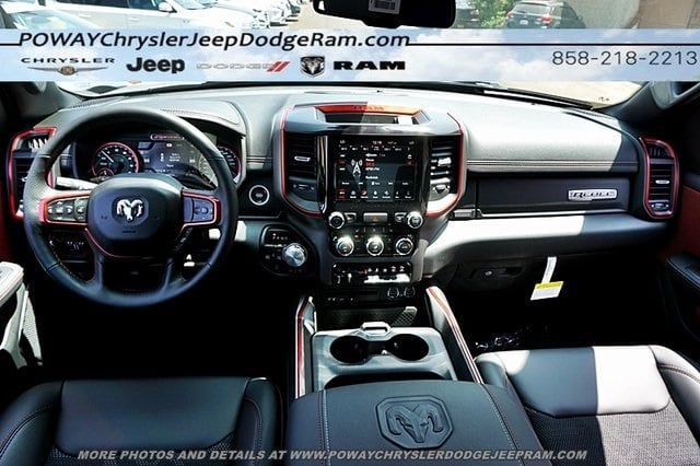 2019 Ram 1500 Quad Cab 4x4,  Pickup #C16436 - photo 16