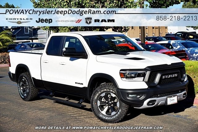 2019 Ram 1500 Quad Cab 4x4,  Pickup #C16436 - photo 42