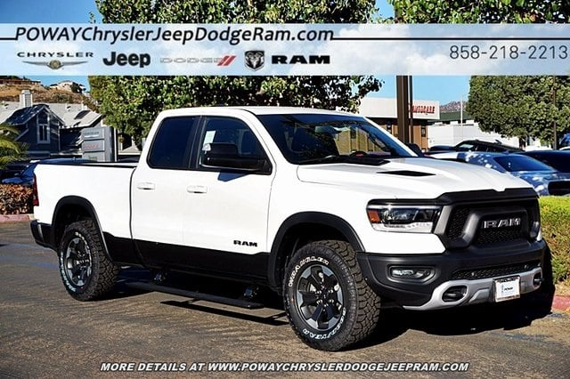2019 Ram 1500 Quad Cab 4x4,  Pickup #C16436 - photo 45