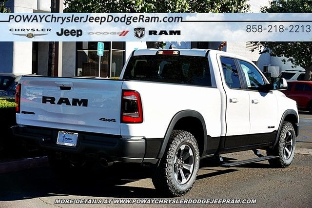 2019 Ram 1500 Quad Cab 4x4,  Pickup #C16436 - photo 2