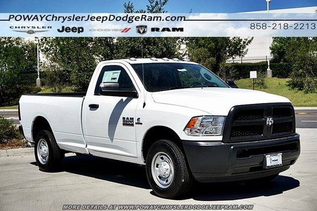 2018 Ram 2500 Regular Cab 4x2,  Pickup #C16444 - photo 8