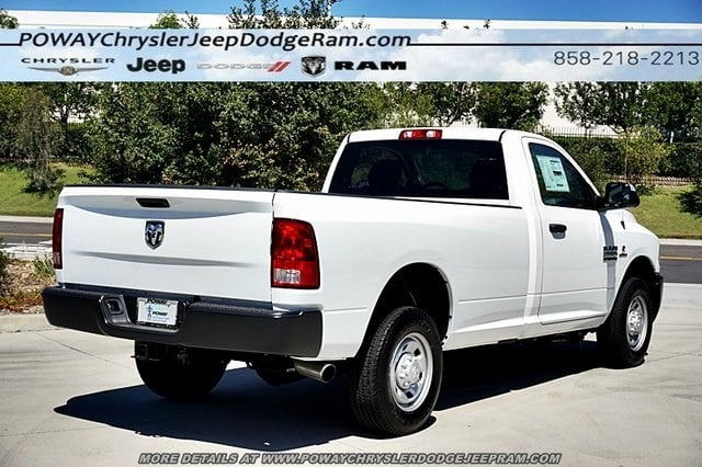 2018 Ram 2500 Regular Cab 4x2,  Pickup #C16444 - photo 2