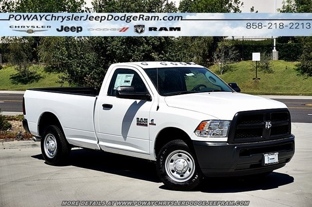 2018 Ram 2500 Regular Cab 4x2,  Pickup #C16444 - photo 3