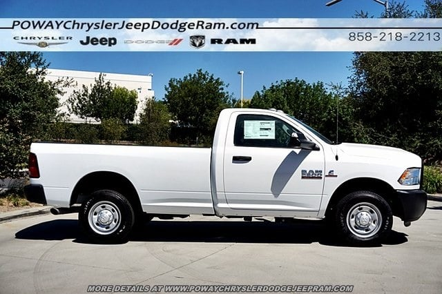 2018 Ram 2500 Regular Cab 4x2,  Pickup #C16444 - photo 5