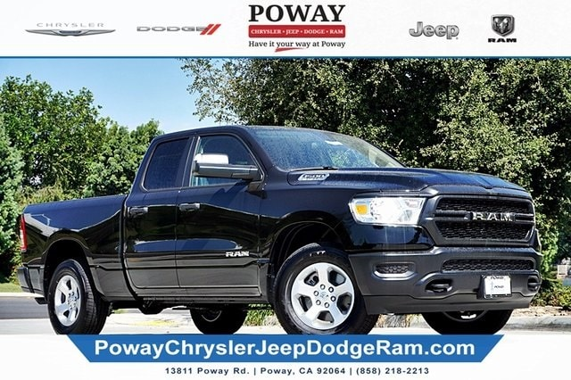 2019 Ram 1500 Quad Cab 4x4,  Pickup #C16448 - photo 1