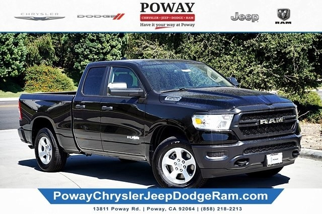 2019 Ram 1500 Quad Cab 4x4,  Pickup #C16448 - photo 3
