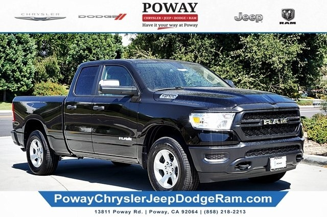 2019 Ram 1500 Quad Cab 4x4,  Pickup #C16448 - photo 6