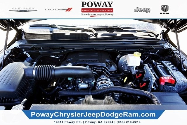 2019 Ram 1500 Quad Cab 4x4,  Pickup #C16448 - photo 34