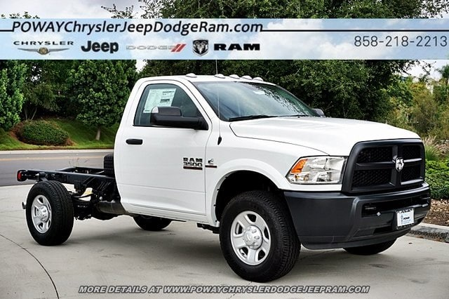 2018 Ram 3500 Regular Cab 4x2,  Cab Chassis #C16452 - photo 7
