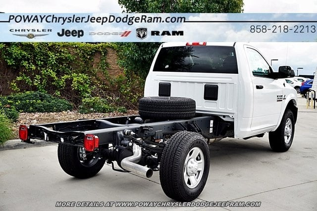 2018 Ram 3500 Regular Cab 4x2,  Cab Chassis #C16452 - photo 2