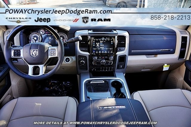 2018 Ram 2500 Crew Cab 4x4,  Pickup #C16456 - photo 24