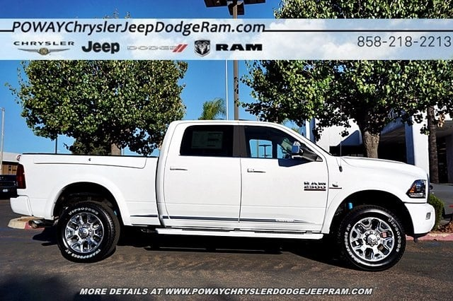 2018 Ram 2500 Crew Cab 4x4,  Pickup #C16456 - photo 7