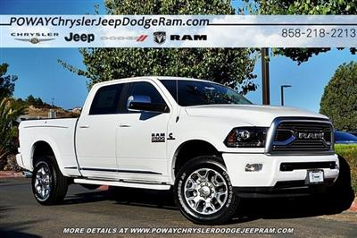 2018 Ram 2500 Crew Cab 4x4,  Pickup #C16456 - photo 1