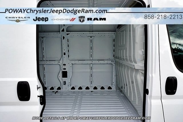 2018 ProMaster 2500 High Roof FWD,  Empty Cargo Van #C16526 - photo 17