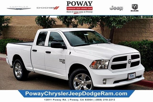 2019 Ram 1500 Quad Cab 4x4,  Pickup #C16530 - photo 3