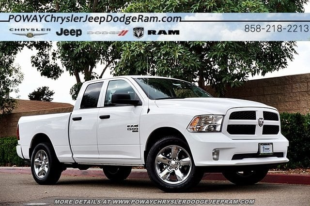 2019 Ram 1500 Quad Cab 4x4,  Pickup #C16530 - photo 1