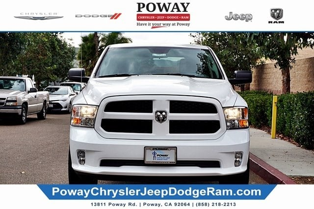 2019 Ram 1500 Quad Cab 4x4,  Pickup #C16530 - photo 5