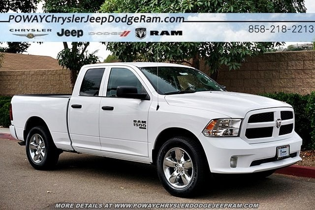 2019 Ram 1500 Quad Cab 4x4,  Pickup #C16530 - photo 6
