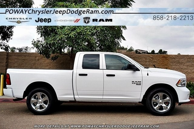 2019 Ram 1500 Quad Cab 4x4,  Pickup #C16530 - photo 7