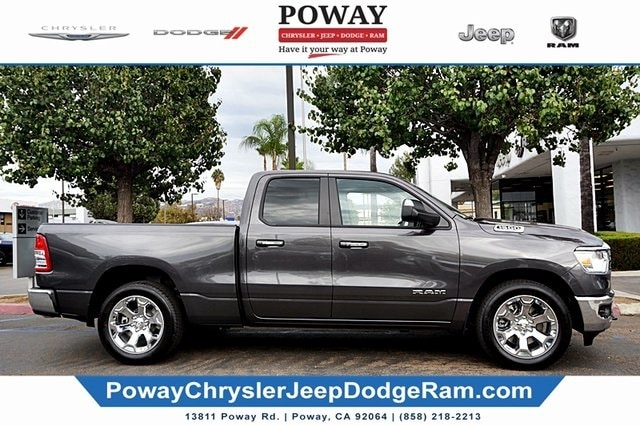 2019 Ram 1500 Quad Cab 4x4,  Pickup #C16531 - photo 7